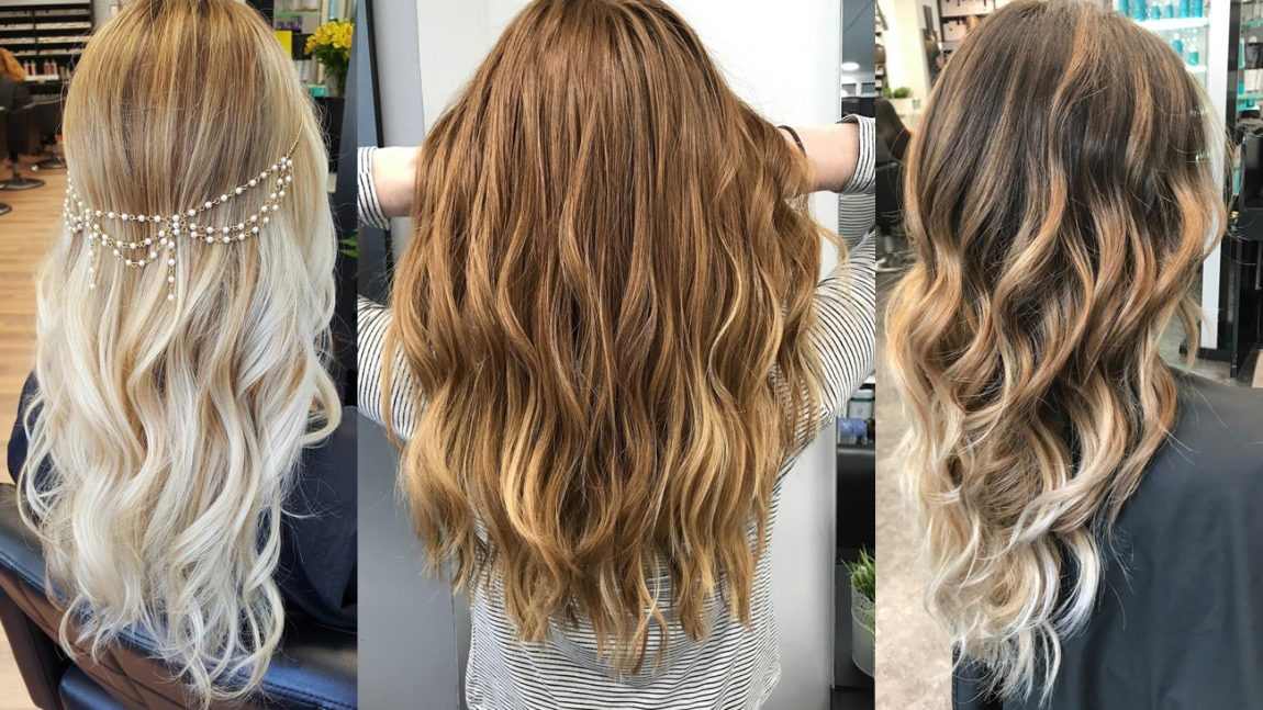 The Art of Balayage